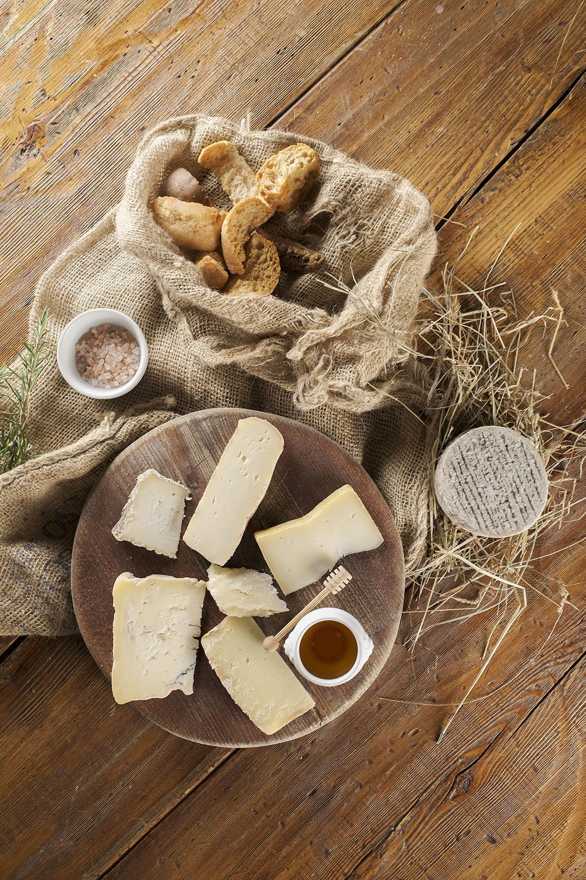 Degustazione di formaggi